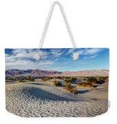 Mesquite Flat Dunes Weekender Tote Bag