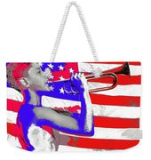 Mess Call Methodist  Service  At Camp Nathan Hale Southfields New York 1943-2014   Weekender Tote Bag