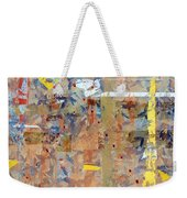 Messy Background Weekender Tote Bag by Carlos Caetano