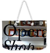 Met Opera Shop Weekender Tote Bag