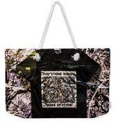 Meta Pollack Weekender Tote Bag