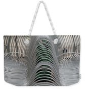 Metal Strips Weekender Tote Bag