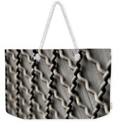 Metal Texture Forms Weekender Tote Bag