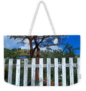 Metal Art Tree Bisbee Weekender Tote Bag