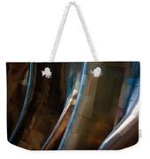 Metal Waves 1 Weekender Tote Bag