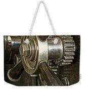 Metals Bank Door Weekender Tote Bag