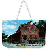 Metamora Grist Mill Weekender Tote Bag