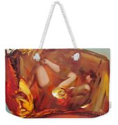 Metamorphoses Weekender Tote Bag