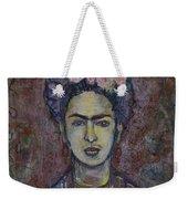 Metamorphosis Frida Weekender Tote Bag