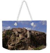 Meteora Monastary   #9793 Weekender Tote Bag