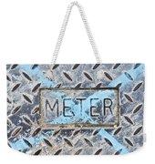 Meter Cover Weekender Tote Bag