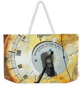 Metered Out Weekender Tote Bag