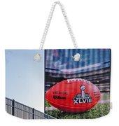 Metlife Stadium Box Office Weekender Tote Bag