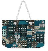Metropolis Eight Weekender Tote Bag