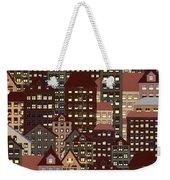 Metropolis Seven Weekender Tote Bag