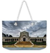 Meuse-argonne Tribute Weekender Tote Bag by Chad Dutson