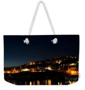 Mevagissy Nights Weekender Tote Bag