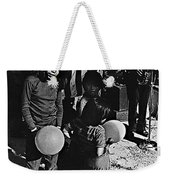 Mexican Day Armory Park Tucson Arizona 1973 Weekender Tote Bag