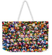 Mexican Dolls Weekender Tote Bag
