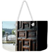 Mexican Door 35 Weekender Tote Bag