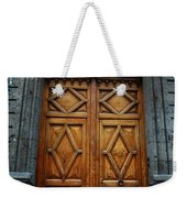 Mexican Door 68 Weekender Tote Bag