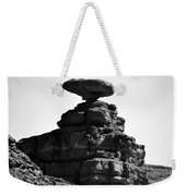 Mexican Hat Rock Weekender Tote Bag