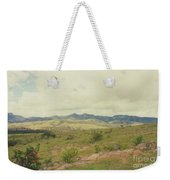 Mexican Mountains Weekender Tote Bag