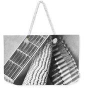 Mexican Revolution, Guitar, Corn Weekender Tote Bag