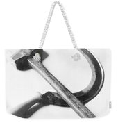 Mexican Revolution Hammer And Sickle Weekender Tote Bag