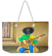 Mexican Serenade Weekender Tote Bag