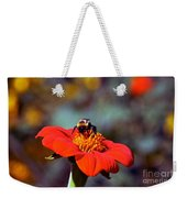 Mexican Sunflower Open House Party Time Weekender Tote Bag