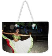 Mexican Traditional Dancer Weekender Tote Bag