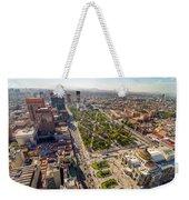 Mexico City Aerial View Weekender Tote Bag by Jess Kraft