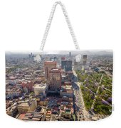 Mexico City Cityscape Weekender Tote Bag
