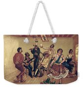 Mexico: Hat Dance Weekender Tote Bag