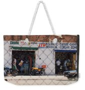 Mexico Tiendas Shops By Tom Ray Weekender Tote Bag