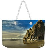 Meyers Beach Stacks Weekender Tote Bag