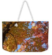 Mezmerizing Mix Of Color And Texture Weekender Tote Bag