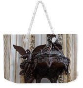 Mezquita Cathedral Pulpit In Cordoba Weekender Tote Bag