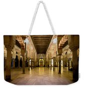 Mezquita Interior In Cordoba Weekender Tote Bag