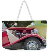 Mg Engine Weekender Tote Bag