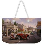 Mg Tc Sports Car Weekender Tote Bag