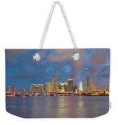Miami - The Magic City Weekender Tote Bag