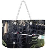 Miami Abstract 1 Weekender Tote Bag