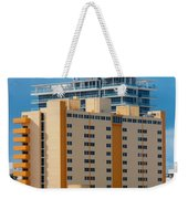Miami Apartments Weekender Tote Bag