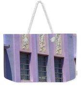 Miami Beach - Art Deco 12 Weekender Tote Bag