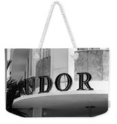 Miami Beach - Art Deco 22 Weekender Tote Bag