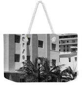 Miami Beach - Art Deco 24 Weekender Tote Bag
