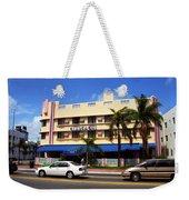 Miami Beach - Art Deco 38 Weekender Tote Bag