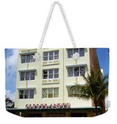 Miami Beach - Art Deco 43 Weekender Tote Bag